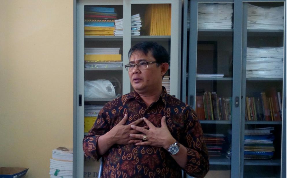 Kepala Bidang Kebudayaan DisparbudKabupaten Bandung, Dr H Aten Sonadi (Foto: Sopandi)