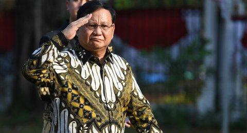 Prabowo Subianto (Foto: suara.com)