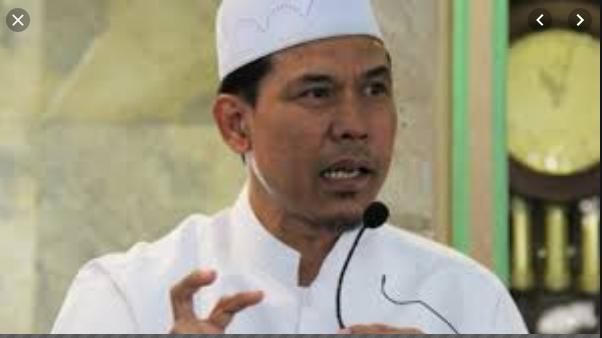 Sekretaris Umum DPP FPI, Munarman (Foto: screenshot monitor/net)