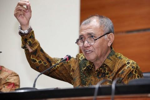 Ketua KPK, Agus Rahardjo (Foto: medcom.id)
