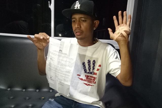 Panji Pamungkasandi, korban penembakan di Majalengka (Foto: galamedianews.com)