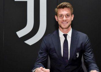 Bek Juventus, Daniele Rugani. (Foto: Twitter Juventus FC)