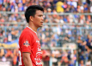 Gelandang Persija Jakarta, Sandi Sute. (Foto: goal.com)