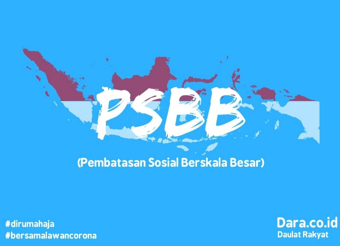 Pemkab Bandung Barat Ajukan Psbb Parsial Di Empat Kecamatan Dara Co Id