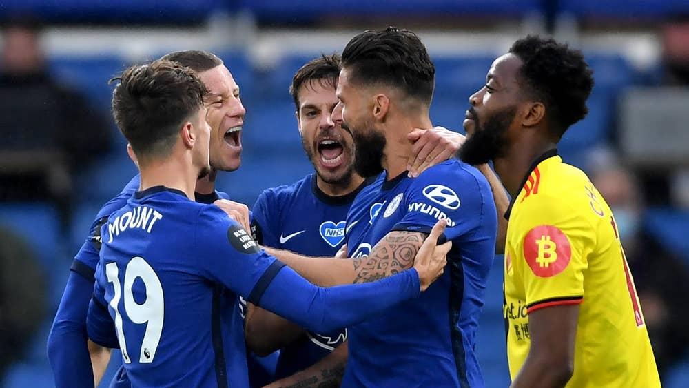Hasil Premier League Chelsea Tekuk Watford 3 0 Dara Co Id