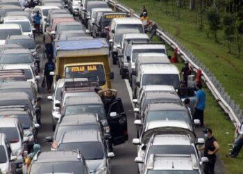 Ilustrasi arus balik (Foto: Pikiran Rakyat)