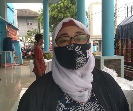 Ketua KPU Kabupaten Cianjur, Selly Nurdinah