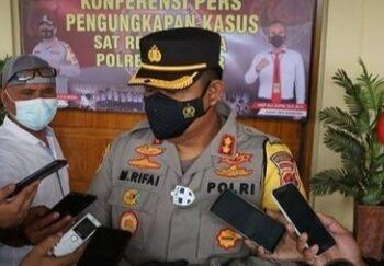Kapolres Cianjur AKBP Mochamad Rifai