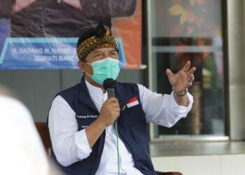 Bupati Bandung, Dadang Naser (Foto: Humas Pemkab Bandung)
