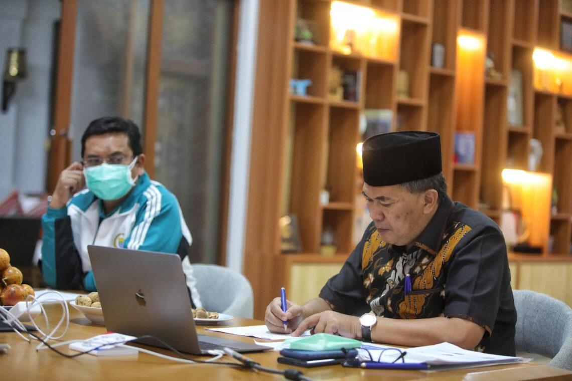 Ketua Komite Kebijakan Penanganan Covid-19 dan Pemulihan Ekonomi Daerah Kota Bandung Oded M Danial (Foto: Istimewa)