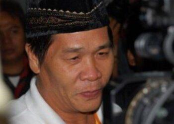 Almarhum Anton Medan (Foto: tribunnews.com)