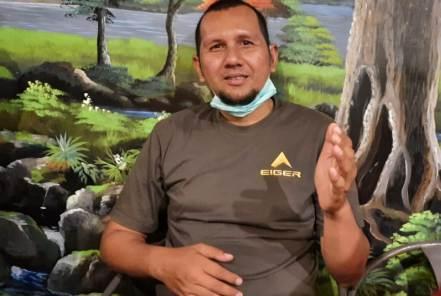 Wakil Ketua PWI Kabupaten Bandung, Rd Dani R Nugraha