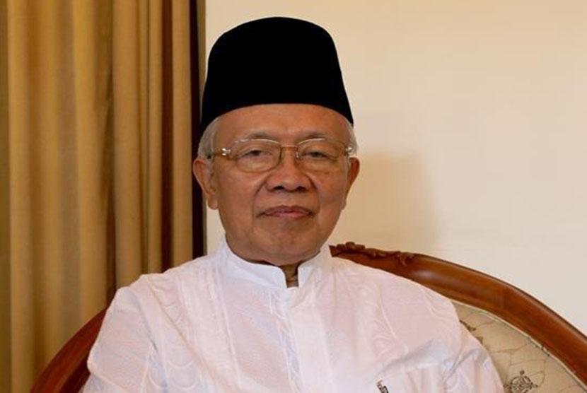 Ketua Majelis Ulama Indonesia Kota Bandung Miftah Faridl (Foto: Republika)