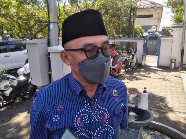 Anggota DPRD Jabar Fraksi Partai Amanat Nasional (PAN) Dapil 14 Kabupaten Garut, Ade Kaca, SE.(Foto : andre/dara.co.id)
