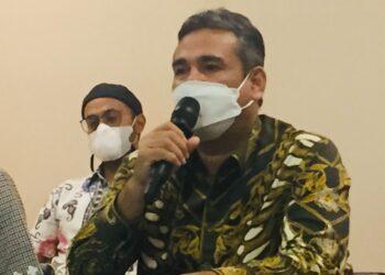 Direktur Utama PT Jasa Sarana Hanif Mantiq