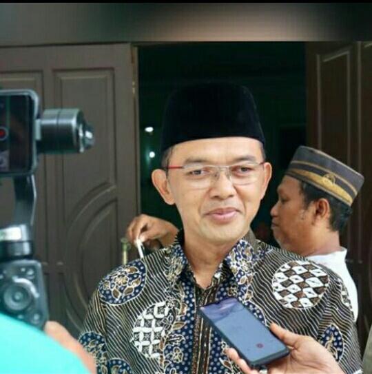 Ketua Umum Kerapatan Indonesia Tanah Air (KITA), KH Maman Imanulhaq