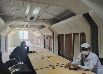 Salah satu ruang praktikum SMK GSI Batujajar (Foto: Heni Suhaeni/dara.co.id)