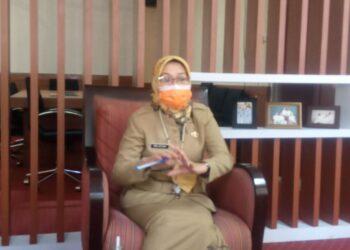 Kepala Dinas Sosial Kabupaten Bandung, Nina Setiana (Foto: Verawati/dara.co.id)