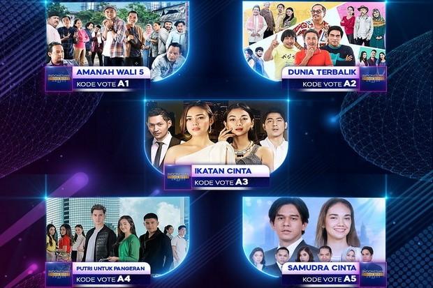 Indonesian Drama Series Awards 2021 bakal digelar 30 Agustus 2021 (Foto: SINDOnews.com)