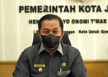 Wakil Walikota Jayapura Rustan Saru (Foto: Istimewa)