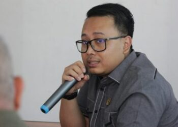 Anggota Komisi II DPRD Jawa Barat Ahmad Hidayat