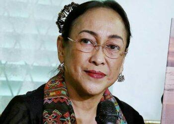 Sukmawati Soekarnoputri (Foto: Fajar.co.id)