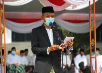 Wakil Bupati Kabupaten Ogan Komering Ilir H.M. Djakfar Shodiq (Foto: Istimewa)